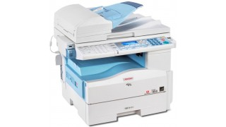 Ricoh MP 201 SPF